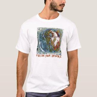 Viaje de Indalo de las camisetas de la buena