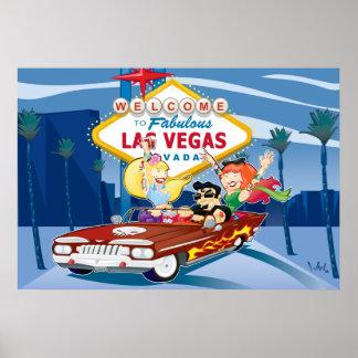 Viaje de Vegas Póster