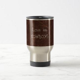 Viaje del acero inoxidable de la impresión de la m taza de café