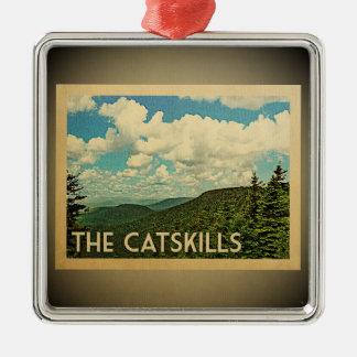 Viaje del vintage del ornamento de Catskills Nueva
