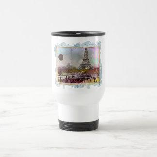 Viaje Eiffel del La Taza De Viaje