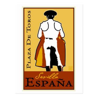 Viaje España Postal