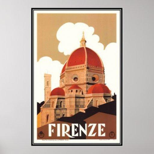 Viaje Italia, Florencia del vintage - Impresiones