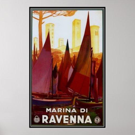 Viaje Italia, Ravena del vintage - Impresiones