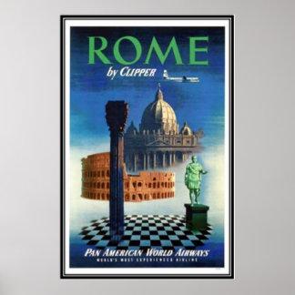 Viaje Italia Roma del vintage - Impresiones