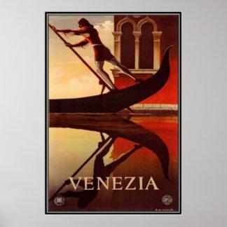 Viaje Italia Venecia del vintage - Impresiones