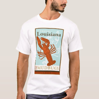 Viaje Luisiana Camiseta