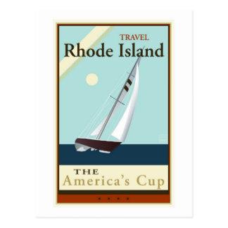 Viaje Rhode Island Postal