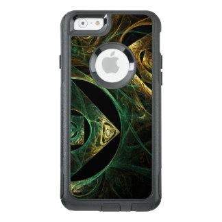 Viajero mágico del arte abstracto de las funda otterbox para iPhone 6/6s