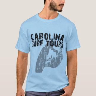 Viajes de la resaca de Carolina Camiseta
