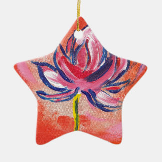 vibrance adorno de cerámica
