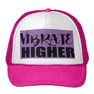 Vibre más arriba gorras de camionero