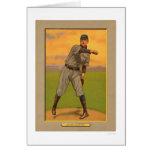 Vic Willis piratea el béisbol 1911 de los Tarjeta De Felicitación