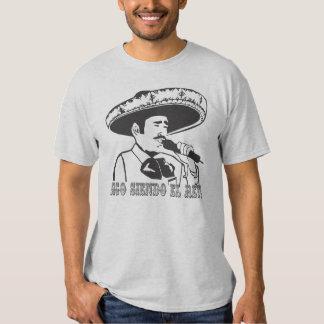 Vicente Fernández Camiseta