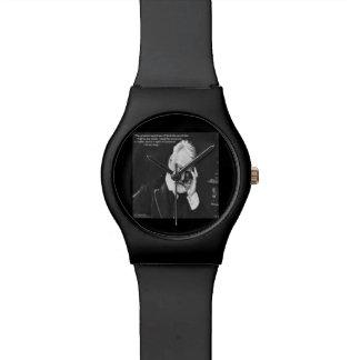 Victor Hugo y reloj unisex de la cita de la