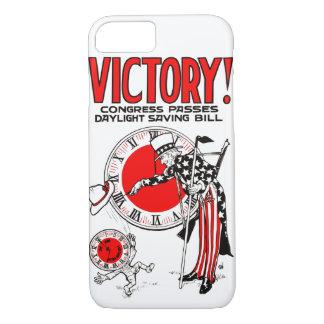 ¡Victoria! Anuncio del gobierno de los E.E.U.U. Funda iPhone 7