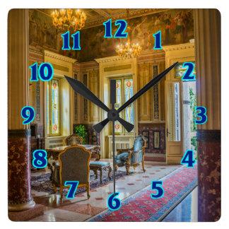 Victorian Reloj Cuadrado