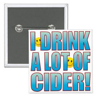 Vida B de la sidra de la bebida Chapa Cuadrada