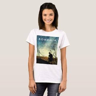 Vida bohemia camiseta