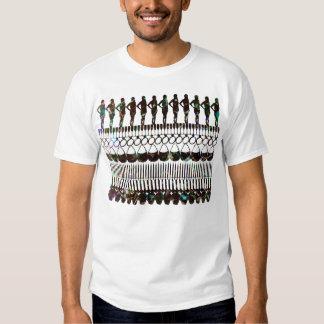 Vida de ciudad camiseta