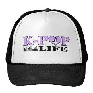 VIDA DE K-POP 4 GORRO DE CAMIONERO