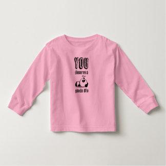 Vida de la panda - camiseta