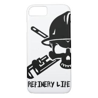 Vida de la refinería - caja del teléfono funda iPhone 7