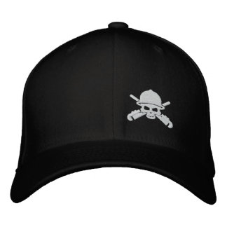 Vida de la refinería - diseño original gorra bordada