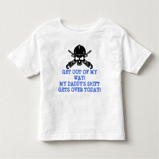 Vida de la refinería - estos niños son serios camiseta de bebé