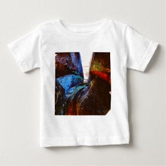 Vida de la roca camiseta de bebé