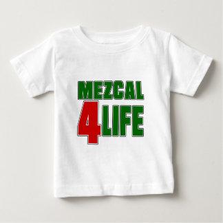 Vida de MEZCAL 4 Camisetas