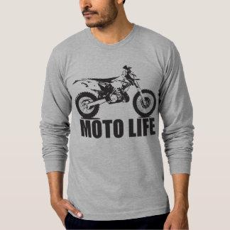 Vida de Moto Camiseta