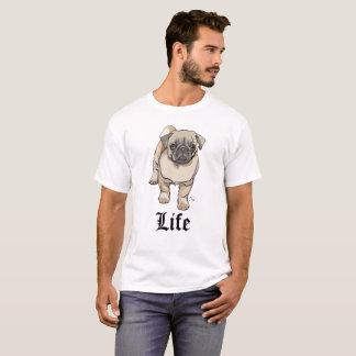 Vida del barro amasado - camisa divertida del