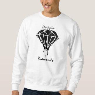Vida del diamante sudadera