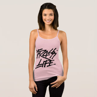 Vida del FRASS 4 - Cami de las mujeres Camiseta De Tirantes