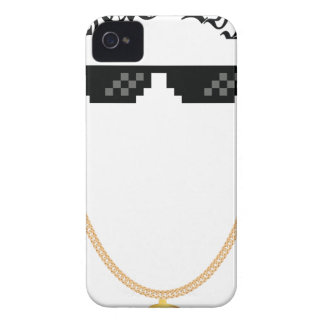 Vida del gamberro funda para iPhone 4 de Case-Mate