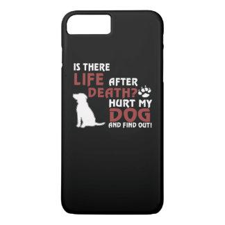 ¿Vida después de la muerte? ¡Dañe mi perro, Funda iPhone 7 Plus