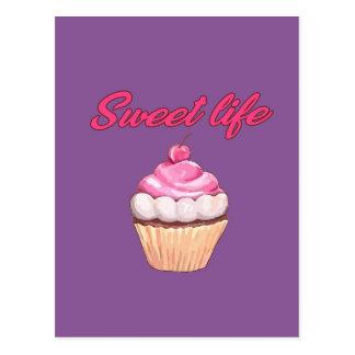 Vida dulce postal