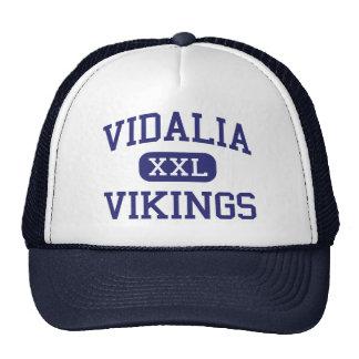 Vidalia Vikingos Vidalia medio Luisiana Gorros