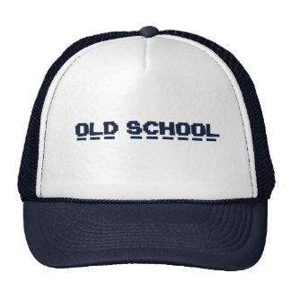 Videojugador de la escuela vieja gorras