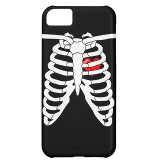 Videojugador en el caso del iPhone 5C del corazón Funda Para iPhone 5C