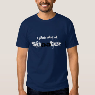 Videojugador FPS Camiseta