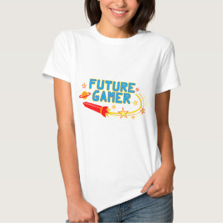 Videojugador futuro camisas