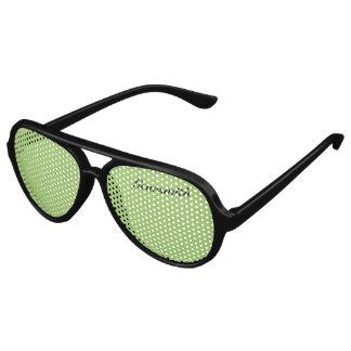 Vidrios del resplandor de Gearsmith Gafas De Fiesta De Aviador