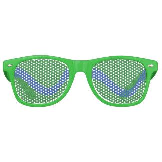 Vidrios del río del Greenway Gafas De Fiesta