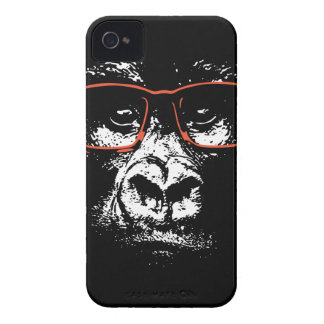Vidrios del rojo del gorila carcasa para iPhone 4