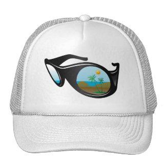 vidrios del verano gorras de camionero