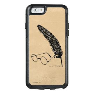 Vidrios y canilla 2 del ™ de HARRY POTTER Funda Otterbox Para iPhone 6/6s