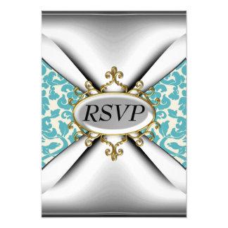 Vieja celebración RSVP de la fiesta de cumpleaños Anuncios