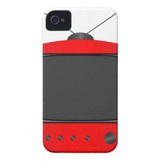 Vieja televisión funda para iPhone 4 de Case-Mate